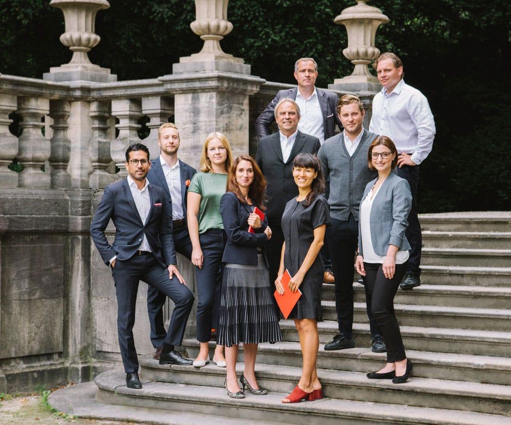 Das Team von Citigrund Immobilien München