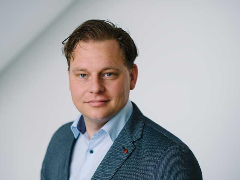 Dominik Müller von Citigrund Immobilien