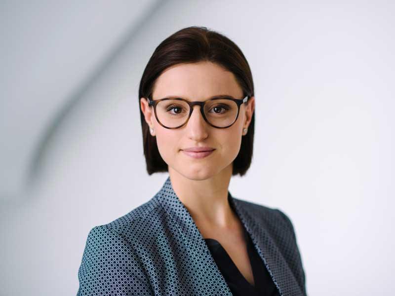 Leandra Rost von Citigrund Immobilien München