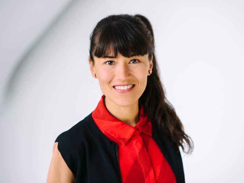 Nadine Lorenz von Citigrund Immobilien