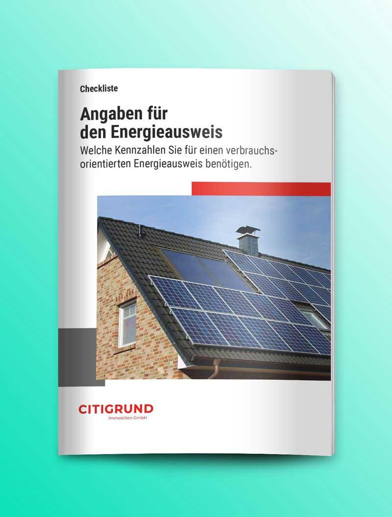 Download Checkliste für den Energieausweis