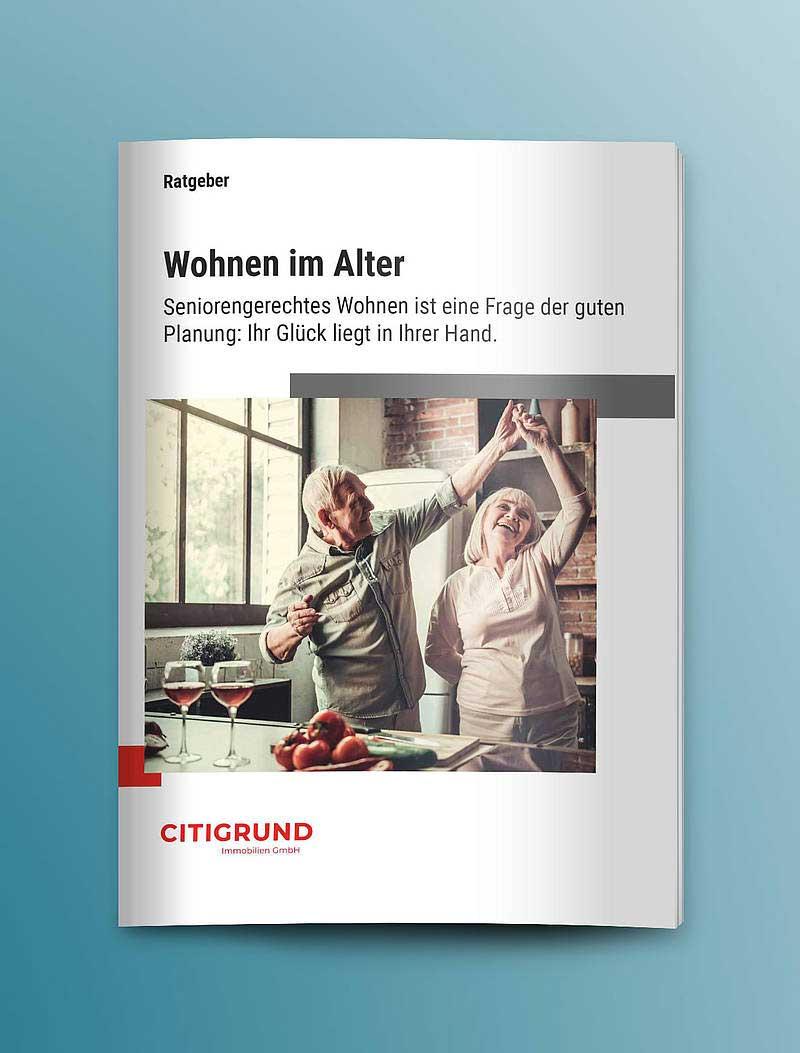 Seniorengerechtes Wohnen im Alter Ratgeber Download