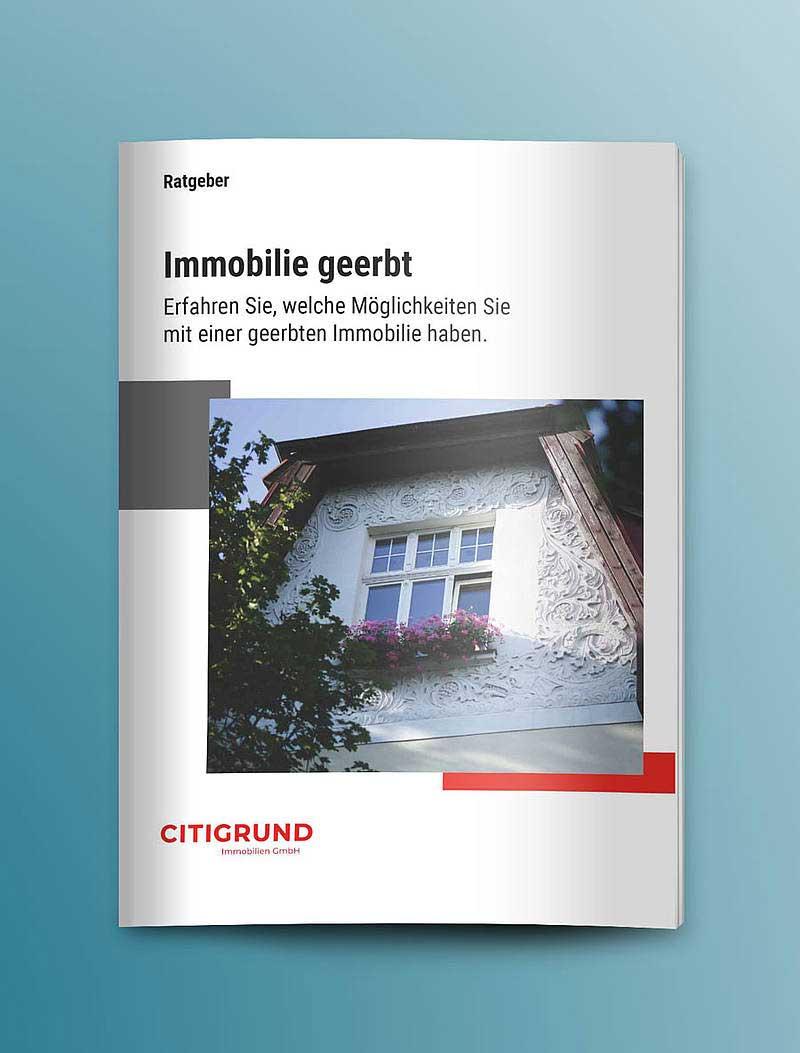 Download Ratgeber Immobilie geerbt