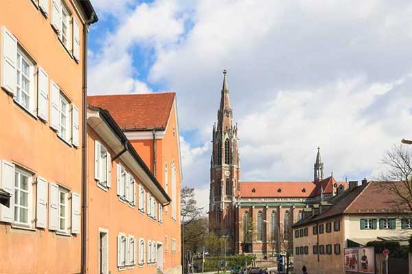 unser Gebiet Giesing München
