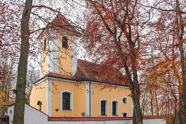 unser Gebiet Harlaching München