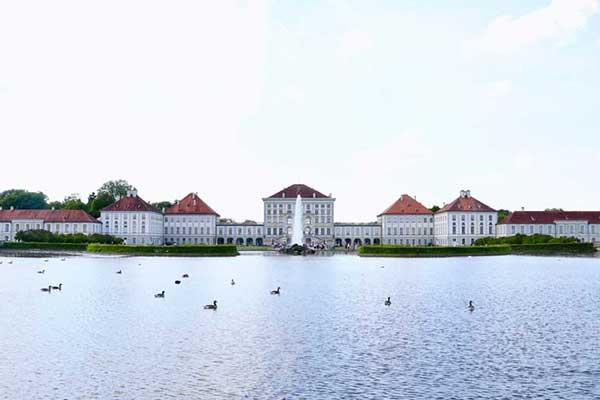 unser Gebiet Neuhausen-Nymphenburg München