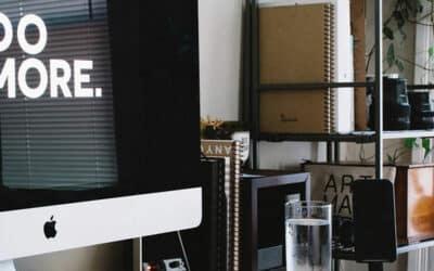 Home-Office – Produktives Arbeiten in den eigenen vier Wänden