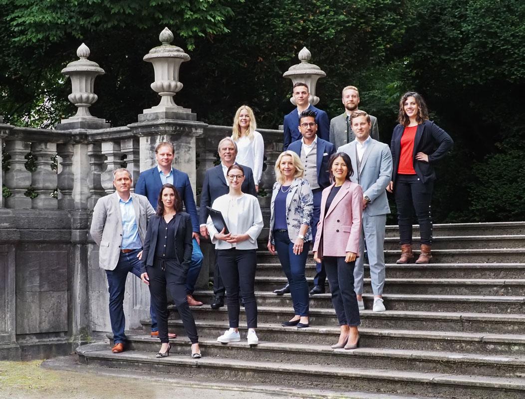 Über das Team von Citigrund Immobilien München