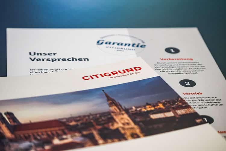 Immobilienvertrieb in München mit Citigrund