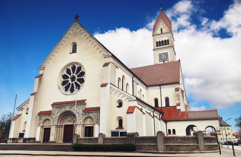 Maria Schulz Kirche in Pasing