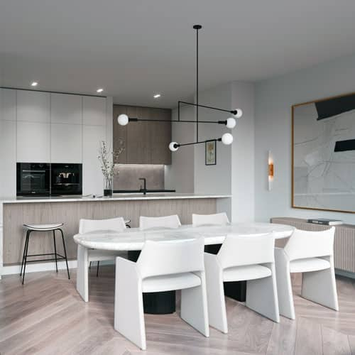 Home Staging Esszimmer