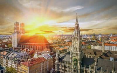 Die Immobilienpreise in und um München